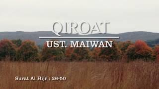 """Qiro'at Merdu Sang Legenda """"ust. Maiwan"""" Pondok Gede"""