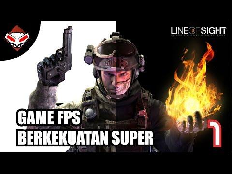 Line of Sight - #1 Game FPS berkekuatan Super