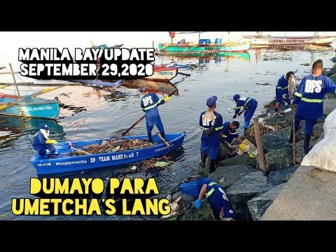 Download MAnila Bay NasaPul DUMAYO PARA MAG HASIK NG LAGIM! Miz July