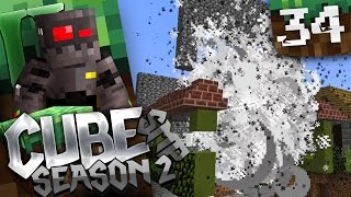Minecraft Cube SMP S2 Episode 34: Bye Bye Bunny Shop