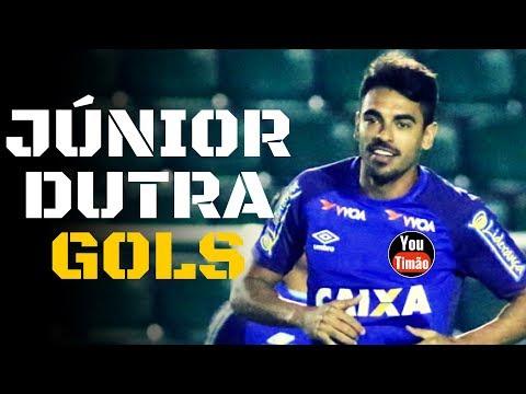 Reforço: Júnior Dutra é do Corinthians | Gols do atacante