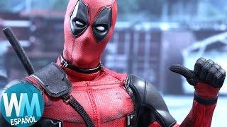 Top 10 Datos de Deadpool