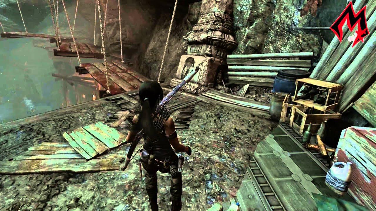 Tomb Raider Barackenstadt