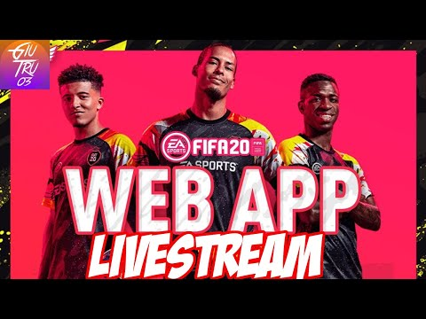 fifa 20 web app - 2 часа
