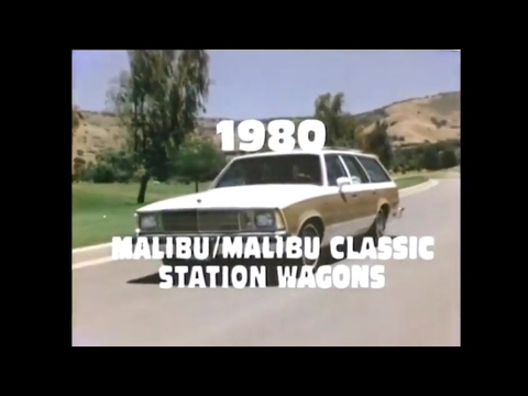 1980 Chevrolet Malibu model overview