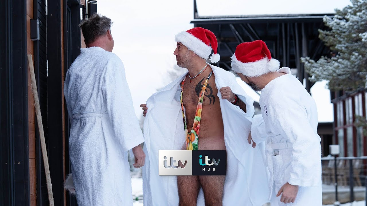 Download The Boys Go Ice Water Diving In Finland 🥶   Gordon, Gino and Fred: Desperately Seeking Santa   ITV