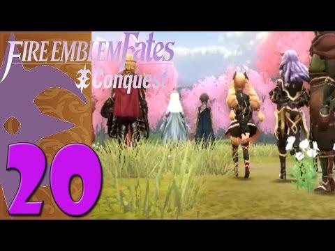 """fire-emblem-fates-conquista- ragna-español -parte-20-""""la-gran-guerra-ninja"""""""