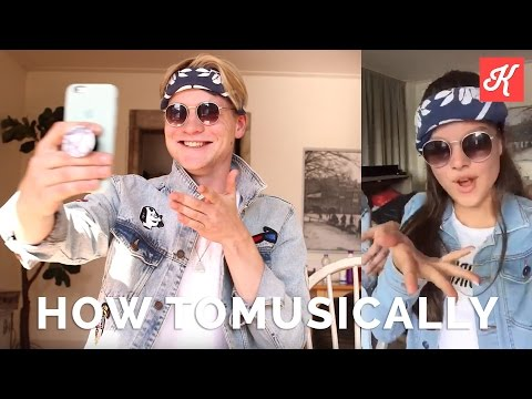 HOW TO MUSICAL.LY (TUTORIAL) | TheKelvlog