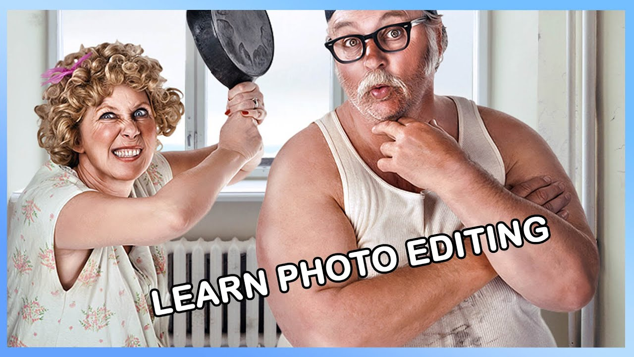 Learn Photo Editing Review - 35 Professional Photoshop ...