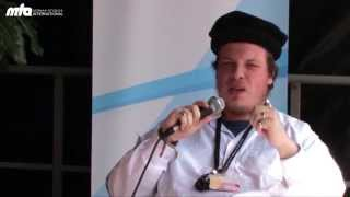Jalsa Salana Deutschland 2014 Webstream - Islam Konvertiten Teil 1