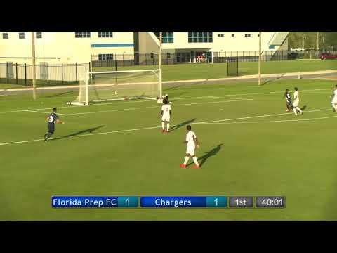 FC Florida Prep Academy 1999 vs Clearwater USSDA U19  (Lobos Trujillo First Half Shot)