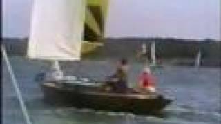 Folkboats Forever Christchurch Bay Race Part 2