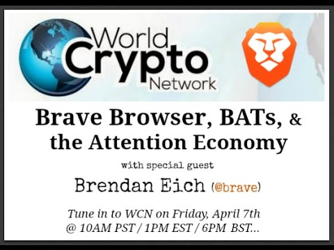 Brave Browser, BATs, and the Attention Economy