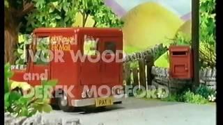 Children's BBC Continuity - 2nd January 1992
