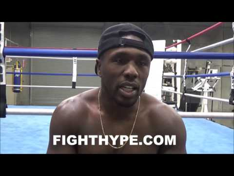 ANDRE BERTO ON FIGHTING FRIEND KEITH THURMAN IF HE BECOMES MANDATORY CHALLENGER WITH WIN OVER PORTER