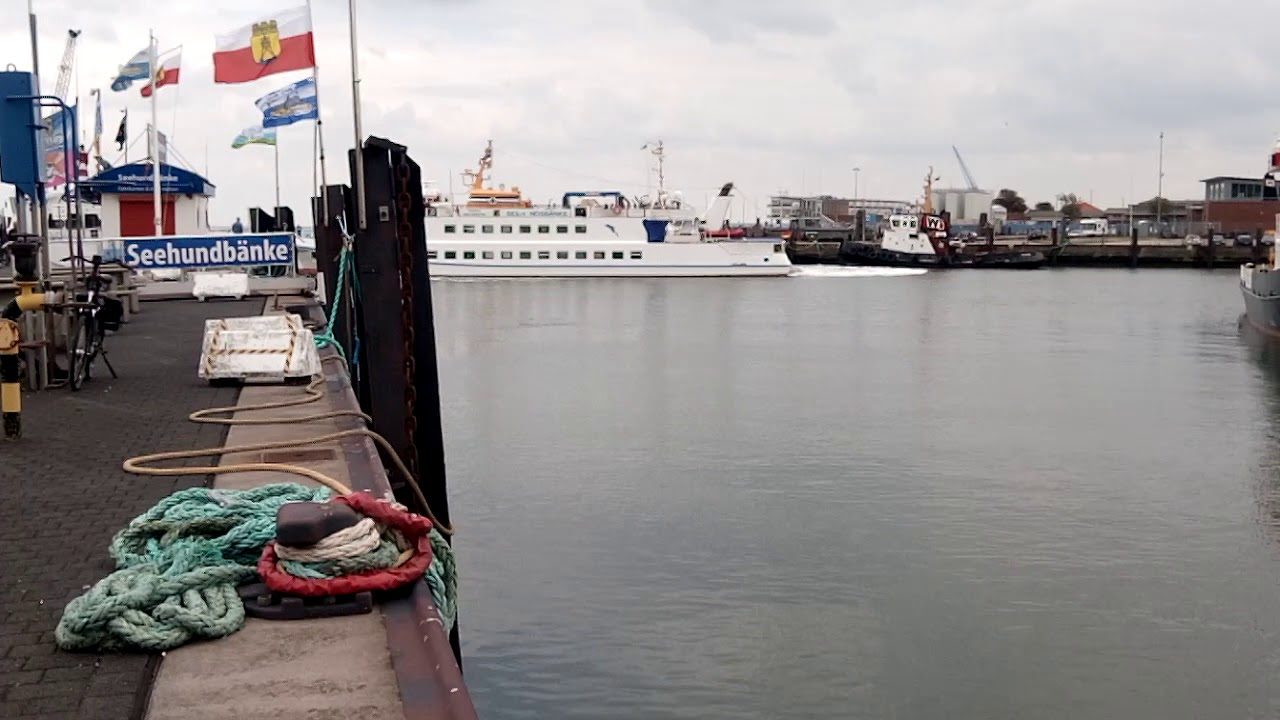 Cuxhaven Alte Liebe - YouTube
