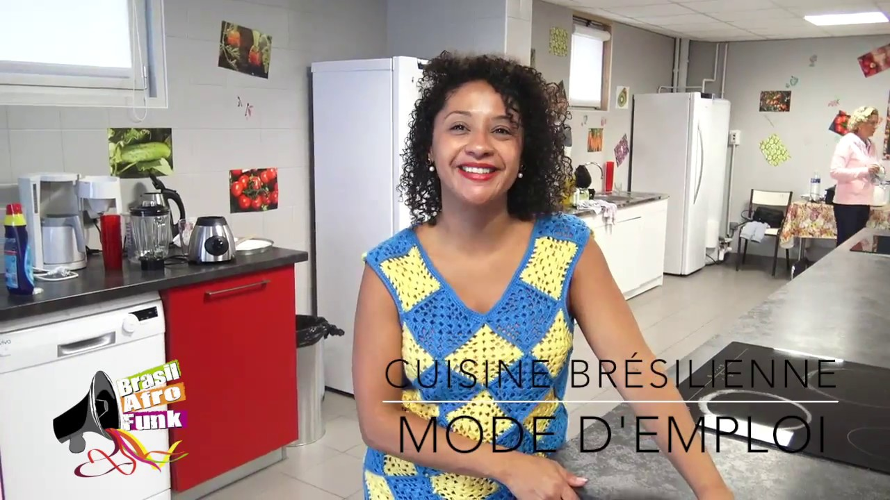 la cuisine br silienne mode d 39 emploi youtube. Black Bedroom Furniture Sets. Home Design Ideas