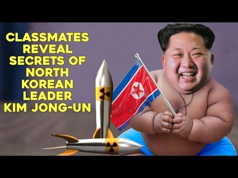 Classmates Reveal 10 Secrets of North Korean Leader Kim Jong-Un
