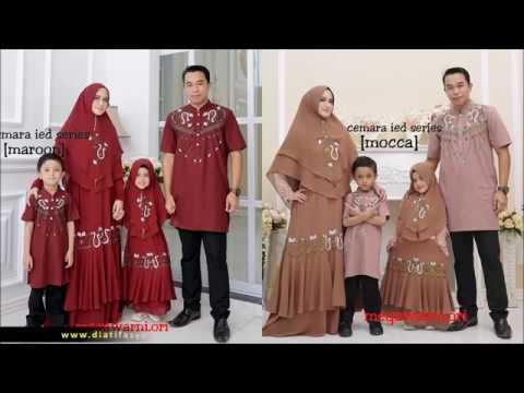 Baju Gamis Couple Ibu Anak Perempuan Model April 2019 Sekarang