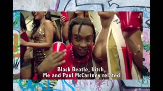 "Rap Critic: ""Black Beatles"" Rae Sremmurd ft. Gucci Mane (and the #MannequinChallenge trend)"