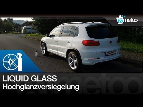 Liquid Glass Hochglanzversiegelung | Liquid Glass Ultimate Auto Polish/Finish | Lackversiegelung