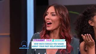 Straight Talk: Should You Share Past Relationships? || STEVE HARVEY