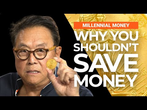 Fake Money Is Making You Poorer! Why Savers are LOSERS - Robert Kiyosaki [ Millennial Money ]