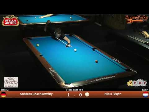 Andreas Roschkowsky (GER) v Niels Feijen (NL) | Semifinal | 2017 Stella Artois Open