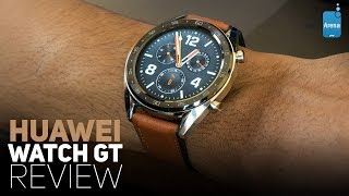 Huawei Watch GT Review: Two weeks with a single charge!