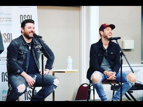 Chris Young and Corey Crowder at Tin Pan Seminar 2018