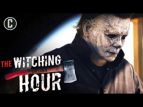 My First Horror Movie & Fall Preview - The Witching Hour