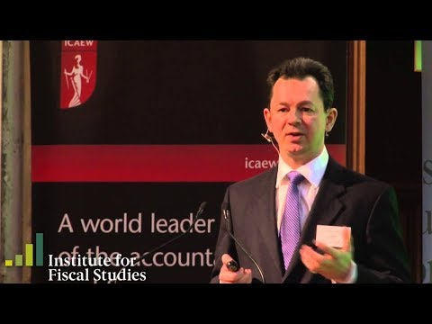 Whole of Government Accounts and infrastructure funding, Ross Campbell, ICAEW