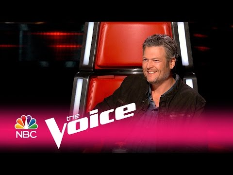 The Voice 2017  Blake Shelton: All Over the Map Digital Exclusive