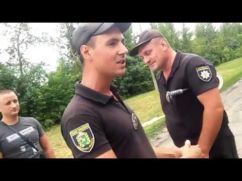 Разгоняем полицейских на трассе