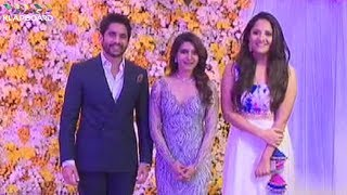 Anchor Anasuya @ #ChaySam Wedding Reception - Samantha And Naga Chaitanya Reception Video