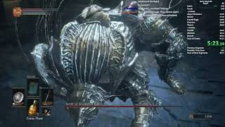 Dark Souls III Any% Speedrun in 49:09 (No Teardrop Record)