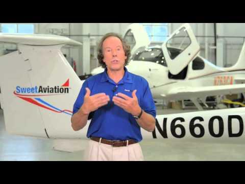 Sweet Aviation Discovery Flight