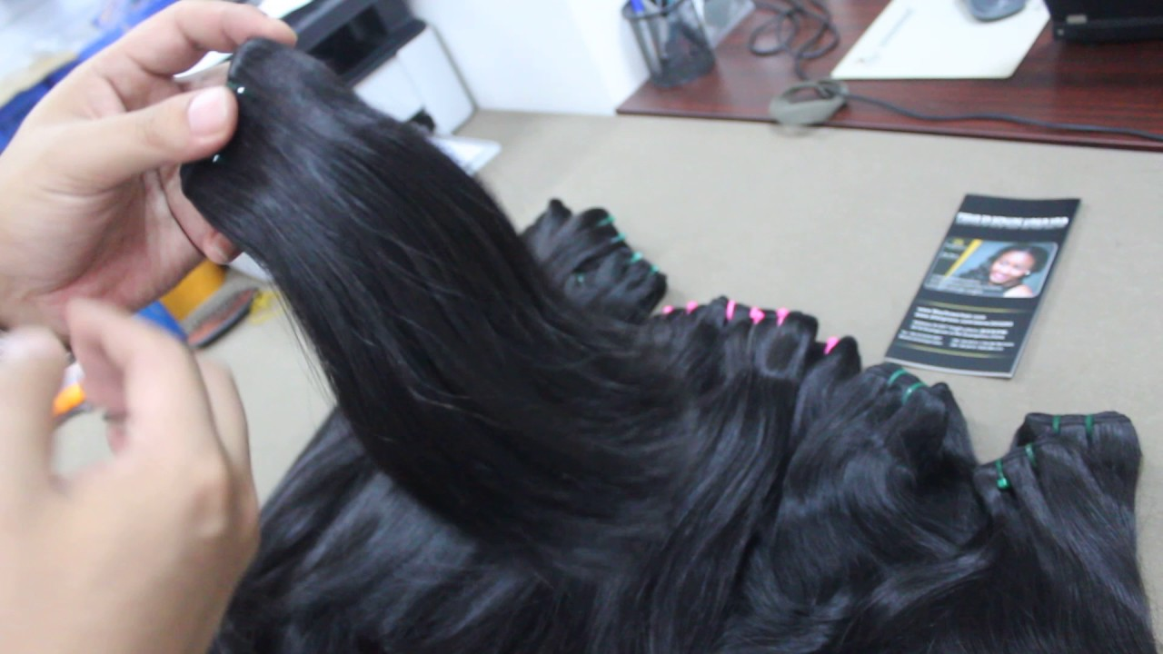 Double Drawn Vietnamese Virgin Hair Youtube