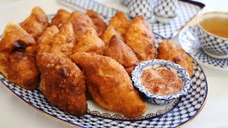Potato Patties Recipe  - Pirojki Recipe - Пирожки с картошкой - Heghineh Cooking Show