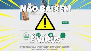 ⚠ WATCH OUT! FAUX TÉLÉCHARGEMENT DE FORTNITE POUR ANDROID CONTIENT DES VIRUS!