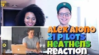 Alex Aiono covers 'Heathens' (Twenty One Pilots) Reaction