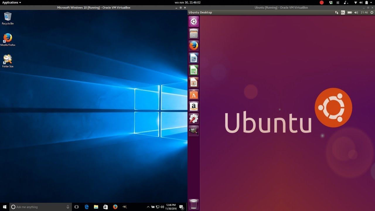 Ubuntu 1604 vs microsoft windows 10 which is best youtube stopboris Choice Image