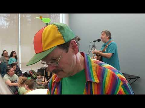 Eco-Man At CMN Concert. 3/16/17 Freeze Song & What Was That?