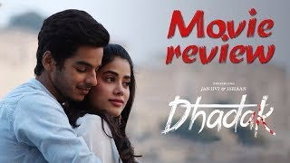 Dhadak | Full Movie Review | Ishaan Khatter | Janhvi Kapoor | Ashutosh Rana