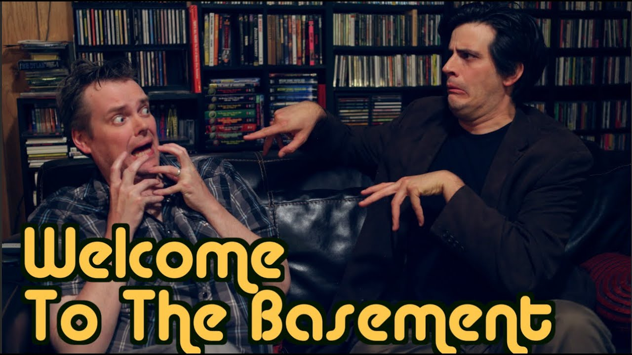 invaders from mars welcome to the basement youtube