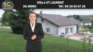 Villa 5 chambres Saint-Laurent-en-Grandvaux