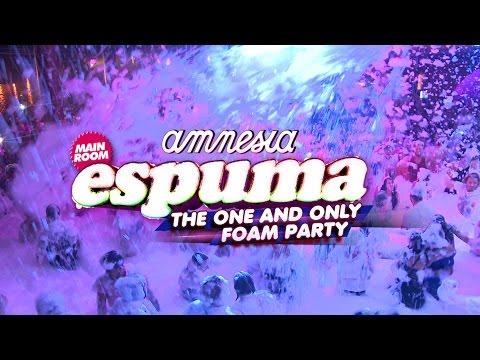 Promo Espuma @ Amnesia Ibiza 2016