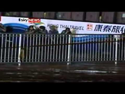 Eight Hostages Die In Manila Bus Siege