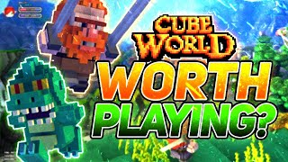 Is Cube World Worth Playing? (Cube World 2019)
