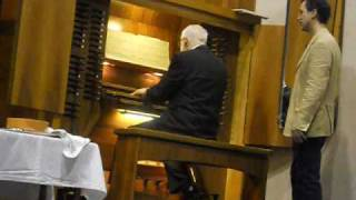 J. S. Bach - Prelude and Fugue in C minor, BWV 546 - T. Koopman